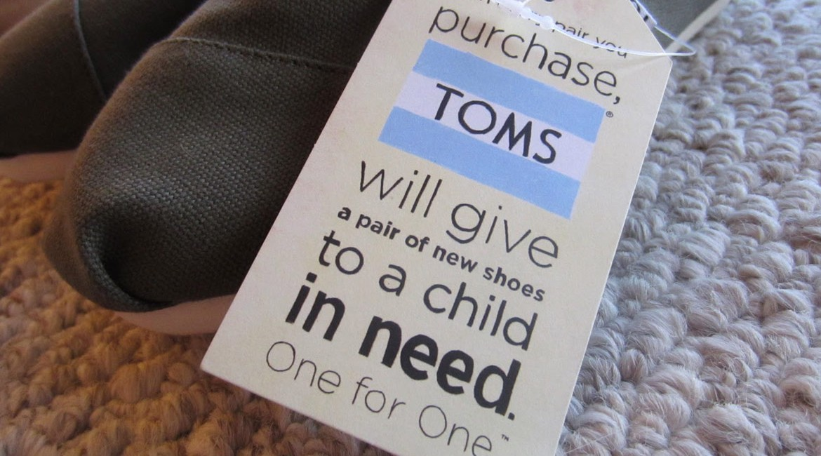 Social Enterprise: TOMS