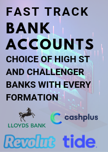 Fast Track Bank Accounts